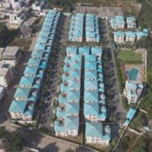 Aditya Eden Woods Drone View