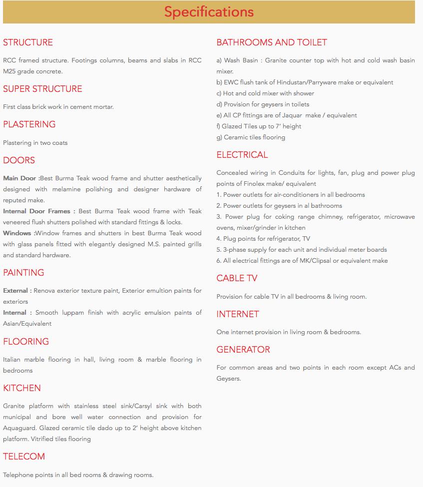 aditya-specifications-villas